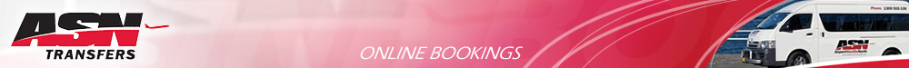 Airport Shuttle North - Online Bookings